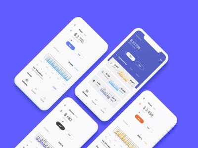 money exchange Graph app