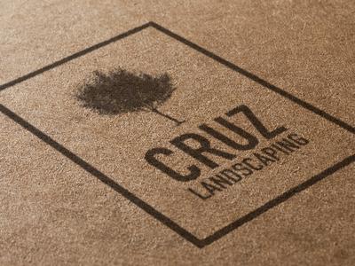 Cruz Landscaping Logo