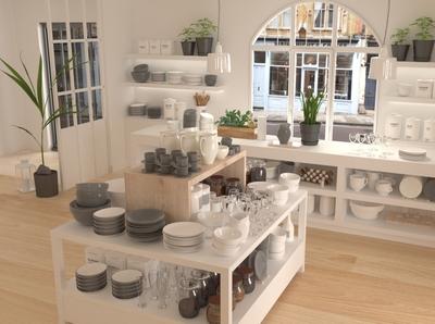 Retail Shop Concept