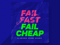 Mantra - Fail Fast Fail Cheap
