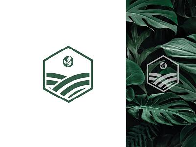 plant logo concept vector illustration logo brand identity graphicdesign font designer branding plants logodesign logotype logos