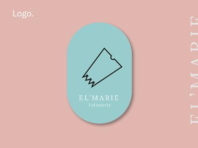 logo design elmarie graphicdesign logodesign logo designer brand identity poster illustration logotype design branding