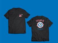 Automattic teamx tshirt mockup