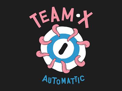 Automattic TeamX Shirt tentacle octopus shirt teamx automattic