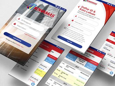 UIUX Design for Kowamas App ux ui design app design adobe xd app mobile ui