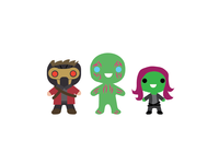Guardians of the Galaxy WIP