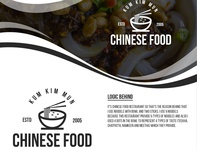 Kum Kim Mun Chinese Food
