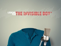Looking for the invisible boy