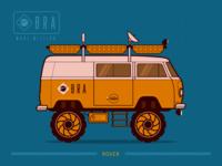 Mission Mars #1 - Kombi Rover