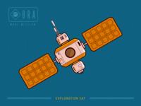 Mission Mars #2 - Exploration Sat