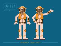 Mission Mars #3 - The Astronaut