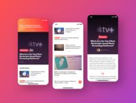 Crypto News App – Cryptovest