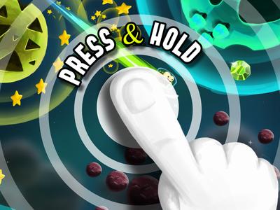 Press & Hold
