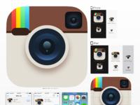 Instagram 2 full view