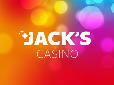 Jack's Casino - Rebranding Concept logo everyone entertainment fun casino jacks concept brand rebranding