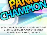 Push Panic - Congratulations