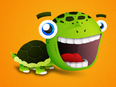 Turtle turtle 365psd free illustration download cartoon