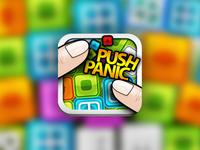 Push Panic Icon 2