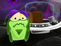 Sad Alien