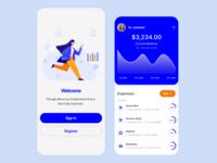 Expenditure App / Wallet