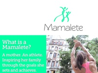 Mamalete 1 Page Site