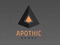 Apothic Games Logo and Branding