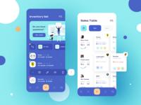 Inventory App Design