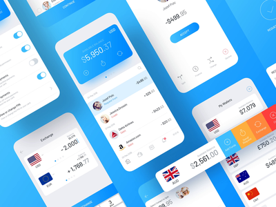 Split Your Payment - Fintech Mobile App analytics sketch ios finance business banking split payment fintech finance design app ux ui
