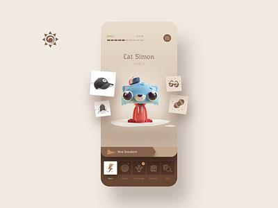 Challenge Me IOS App Design vector illustrator clean ux ui illustration icons sketch targets task manager planner reminder challenges tasks colander design ios app