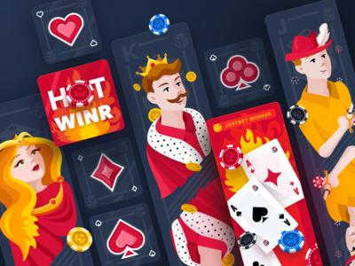 Illustration for Poker Game