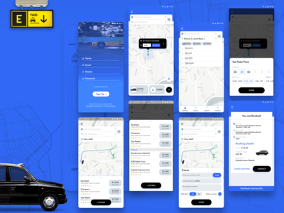 """CAB-Master""""Taxi booking service app"""""""