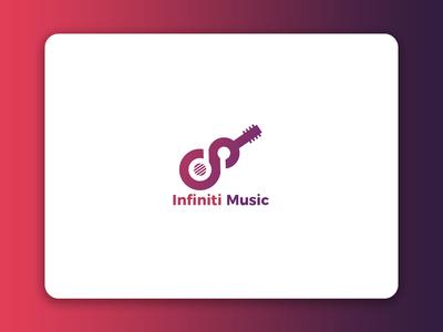 Infiniti Music Logo Design  10