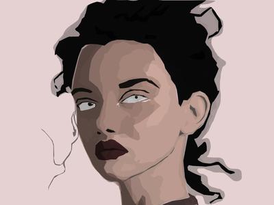 Illustration if women