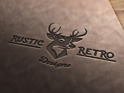 Retro Rustic Design Concept 2