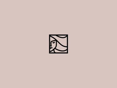 Beauty Inspiration symbol sign mark logo branding