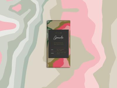 Choco package design chocolate