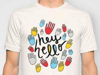 Hey Hello T-Shirt