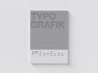 011 / Typografik Magazine Cover