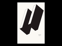 Helvetica Neue Type Specimen / Side A