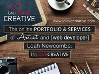 Online portfolio and print