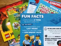 Print project for Legoland UK