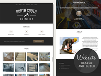 Website design, build, branding and logo creation