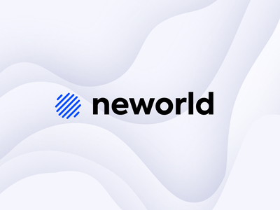 neworld corporate design sustainability real estate icon website ux ui logo branding