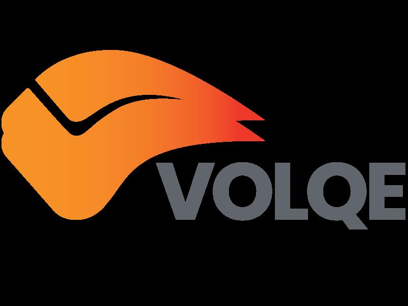 volqe logo branding vector ui logo design