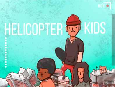Helicopter Kids Album cover