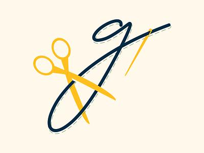 goldfinch pattern co branding brand guide brand guidelines brand design brand small business pattern company sewing goldfinch branding logo yellow illustrator illustration simple design