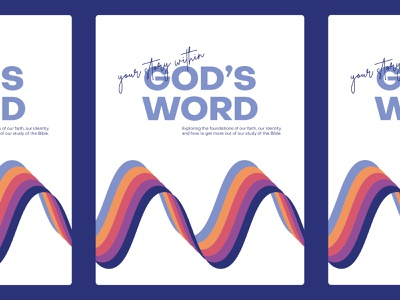 Bible Study Worksheet: Your Story within God's Word bible design bible verse purple workbook type womens bible study bible study bible worksheet indesign design