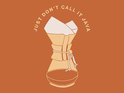 pretentious chemex illustration funny quotes pretentious sassy hand drawn brewing chemex pour over coffee illustration illustrator fun simple design