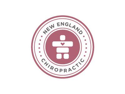 Chiropractor Logo logo circle chiropractor health