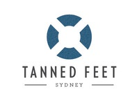 Tanned Feet Sydney Vertical